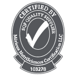 SQF Level 3 Certified