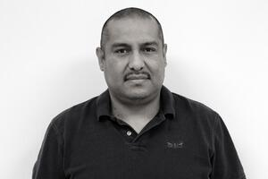 Gil Sanchez, creative werks Production Manager