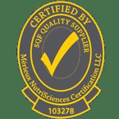 SQF-certificate