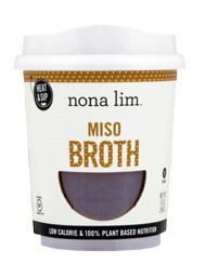 nona lim broth minimalist packaging